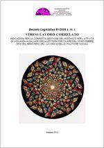 Stress Lavoro-correlato: Indicazioni per la corretta gestione del rischio - CT Interregionale PISLL