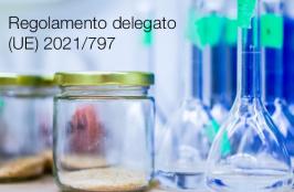 Regolamento delegato (UE) 2021/797