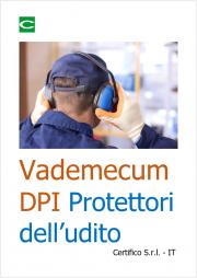 Vademecum DPI Protettori dell'udito