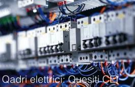 Quadri elettrici: Quesiti ufficiali CEI