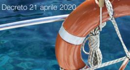 Decreto 21 aprile 2020