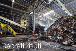 Decreti rifiuti