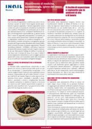 Il rischio di esposizione a Legionella spp. in ambienti di vita e di lavoro