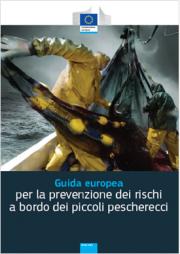 Guida prevenzione rischi a bordo dei pescherecci - UE