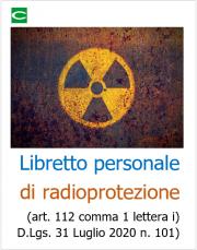 Libretto personale di radioprotezione