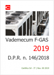 Vademecum F-GAS 2019