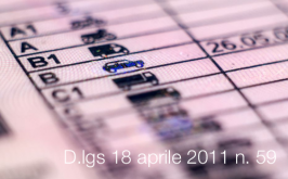 Decreto Legislativo 18 aprile 2011 n. 59