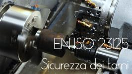 Torni: Documenti sulla norma di riferimento EN ISO 23125