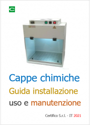 Cappe chimiche: Guida installazione, uso e manutenzione