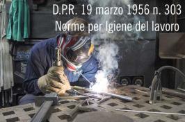 D.P.R. 19 marzo 1956 n. 303