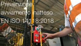 EN ISO 14118:2018