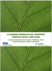 Linee Guida sulla Diagnosi Energetica nei trasporti pubblici