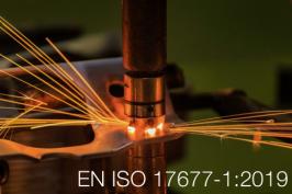 UNI EN ISO 17677-1:2019 | Saldatura a resistenza - Vocabolario