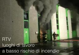 RTV luoghi di lavoro a basso rischio di incendio