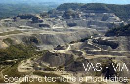 VAS - VIA   Specifiche tecniche e modulistica