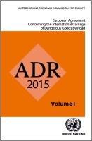 Disponibile l'ADR 2015 in lingua Inglese dal sito ONU