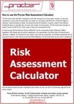 EN ISO 12100:2010 Risk Assessment Calculator - Procter