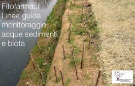 Fitofarmaci Linea guida monitoraggio acque sedimenti e biota