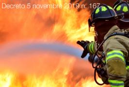 Decreto 5 novembre 2019 n. 167