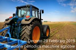Decreto 28 Febbraio 2019