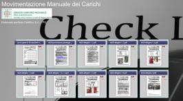 Check-list a schede Movimentazione Manuale dei Carichi - AUSL Reggio Emilia