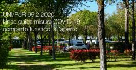 UNI/PdR 95.2:2020 Linee guida misure COVID-19 Strutture turistiche all'aperto