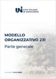 UNI Modello organizzativo 231 Ed. 2020
