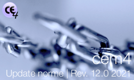 CEM4: Update norme 12.0 Marzo 2021