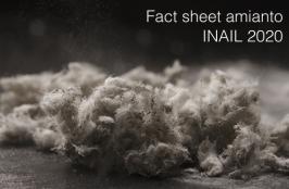 Fact sheet amianto | INAIL 2020