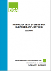 Hydrogen Vent Systems for Customer Applications
