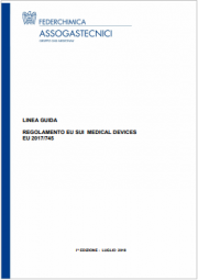 Linee guida Regolamento Medical Devices (UE) 2017/745