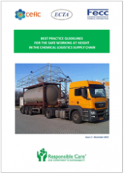 Best practice guidelines for safe working at height in the logistics supply chain