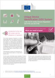 Faq Unique Device Identification (UDI) System