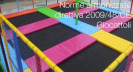 Norme armonizzate Direttiva 2009/48/CE Giocattoli