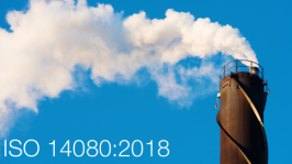 ISO 14080:2018 | Greenhouse gas management