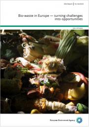Report Bio-waste in Europe EEA 2020