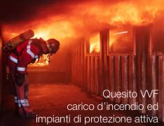 Quesito VVF | carico d'incendio ed impianti di protezione attiva
