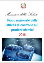 Piano nazionale delle attività di controllo sui prodotti chimici