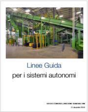 Linee Guida per i sistemi autonomi
