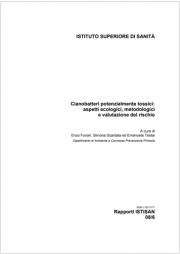 Rapporto Istisan Cianobatteri