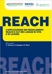 REACH e CLP nei luoghi di vita e di lavoro 2017