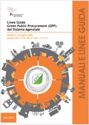 Linee guida Green Public Procurement (GPP) del Sistema Agenziale