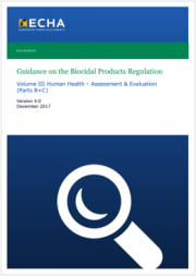 Guidance on the Biocidal Products Regulation V. 4.0