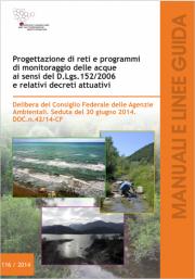 Linea guida ISPRA 116/2014 | Monitoraggio delle acque TUA