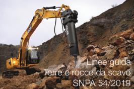 Linee guida SNPA 2019 | Terre e rocce da scavo