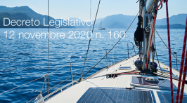 Decreto Legislativo 12 novembre 2020 n. 160