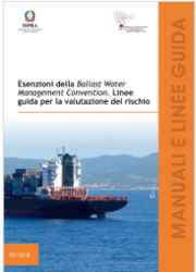 Esenzioni dalla ballast water management convention