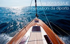 Direttiva 2013/53/UE Imbarcazioni da diporto