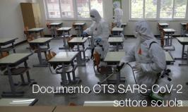 Documento CTS Misure contenimento SARS-CoV-2 settore scuola
