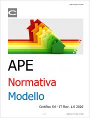 APE: Normativa e Modello
